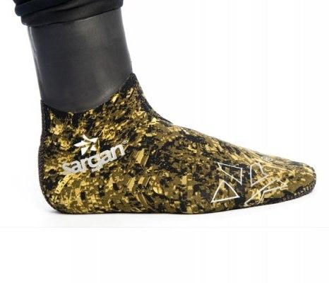 """Носки SARGAN """"Сталкер"""", 9 мм RD2.0, с кевларовой подошвой"""
