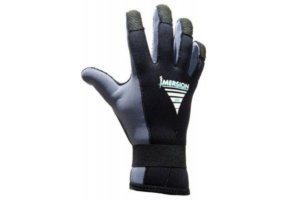 Перчатки Imersion пятипалые с титановым напылением 4 мм