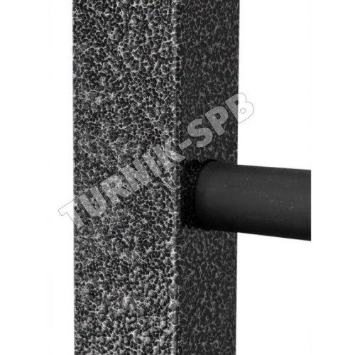 Шведская стенка с брусьями и скамьей