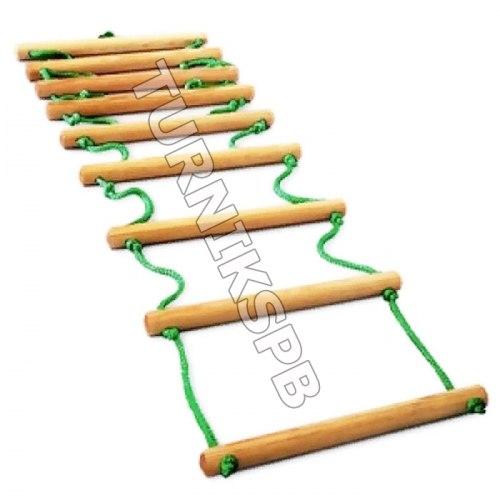 Детская веревочная лестница для ДСК