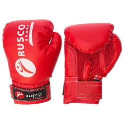 Детские боксерские перчатки от 4 до 7 лет