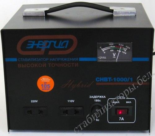 Стабилизатор напряжения для отопительных систем Энергия Hybrid СНВТ-1000
