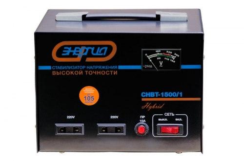 Стабилизатор напряжения для отопительных систем Энергия Hybrid СНВТ-1500