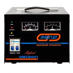 Стабилизатор напряжения Энергия Hybrid СНВТ-3000