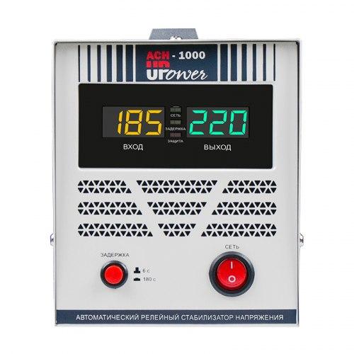 Стабилизатор напряжения для отопительных систем UPower АСН-1000