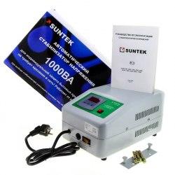 Стабилизатор напряжения для отопительных систем SUNTEK СНЭТ 1000