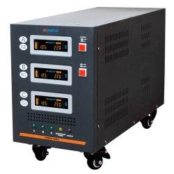Трехфазный стабилизатор напряжения Энергия Hybrid 2 поколение 15000/3