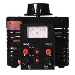 Однофазный автотрансформатор ЛАТР Энергия TDGC2-0.5 Black Series