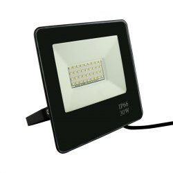 Прожектор LightPhenomenON LT-FL-01N-IP65-30W-6500K