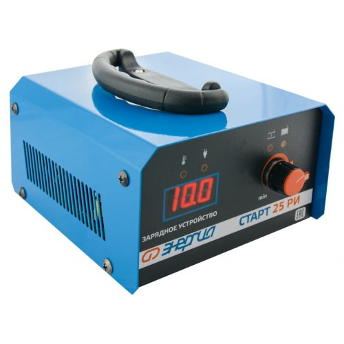 Импульсное зарядное устройство Энергия СТАРТ 25 РИ