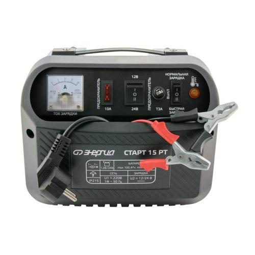 Трансформаторные зарядные устройства Энергия СТАРТ 15 РТ
