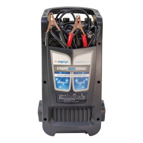 Трансформаторное пуско–зарядное устройство Энергия СТАРТ 600 ПЛЮС