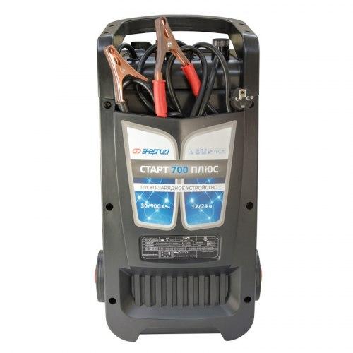Трансформаторное пуско–зарядное устройство Энергия СТАРТ 700 ПЛЮС