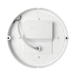 Светильник светодиодный LightPhenomenON LT-LBWP-04-IP65-12W-6500К круглый с датчиком движения