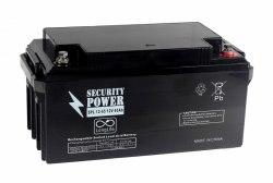 Аккумуляторные батареи для ИБП Security Power SPL