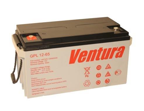 Аккумуляторные батареи для ИБП VENTURA GPL
