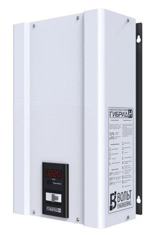 Стабилизатор напряжения Вольт engineering Гибрид Э 9-1/25 v2.0 (5,5 кВА/кВт)