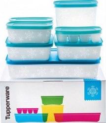 Подарочный набор охлаждающих лотков (2,25 л/1,1 л/1 л/450 мл/контейнер для льда) Tupperware