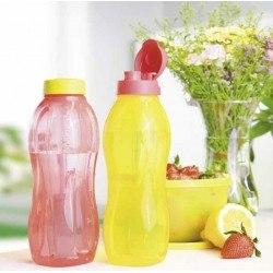 "Набор: контейнер ""Хит-парад"" (2 л), эко-бутылки (1,5 л) * 2 шт. Tupperware"