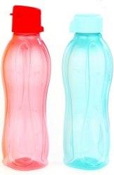 Набор эко-бутылок (500 мл) с клапаном и винтовой крышкой Tupperware