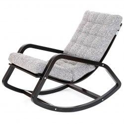 Кресло-качалка "Онтарио", муссон/венге
