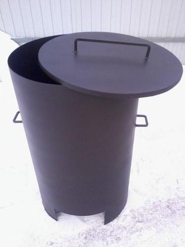 """Печь для мусора """"Бочка"""" (NADA)"""