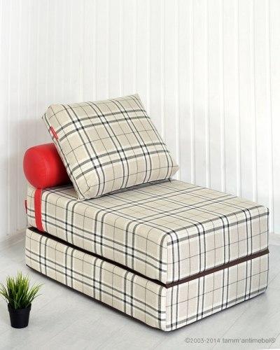 Кресло-кровать Costa White
