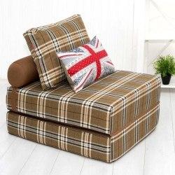 Кресло-кровать Costa Brown