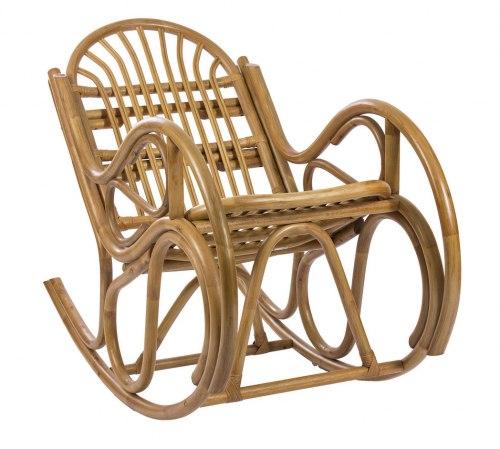 Кресло-качалка Bella с подушкой