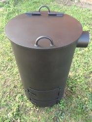 """Печь для сжигания садового мусора""""Смуглянка-эко"""""""