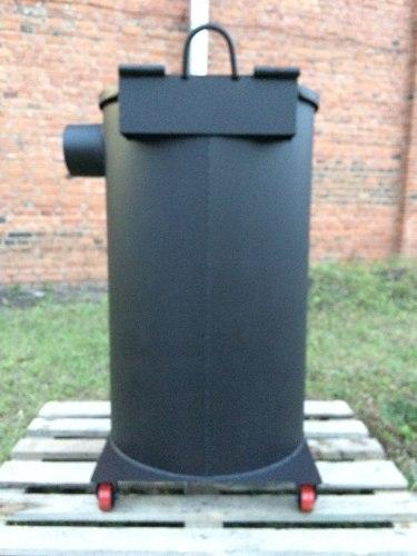 """Печь для сжигания мусора """"Смуглянка"""" 180Л (Оригинал) (NADA)"""