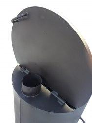 Крышка мусоросжигателя КМ-3