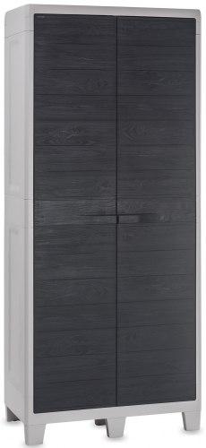 Шкаф WOODY'S XL (глубокий), 2-х дверный с 4 полками.