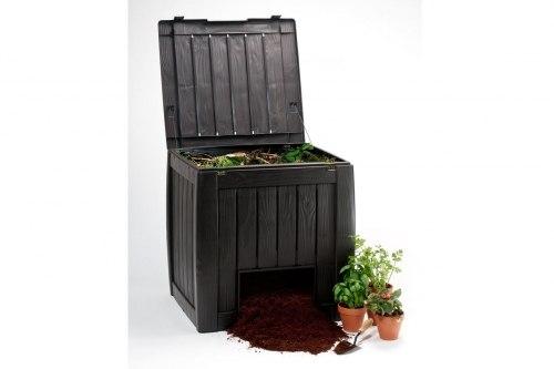 Компостер пластиковый KETER Deco Composter