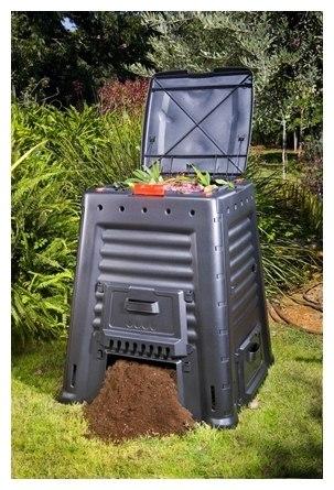 Компостер пластиковый KETER Mega Composter