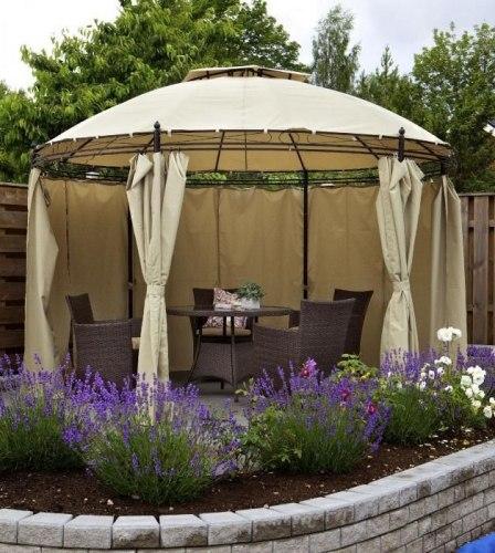 Павильон садовый DU 001