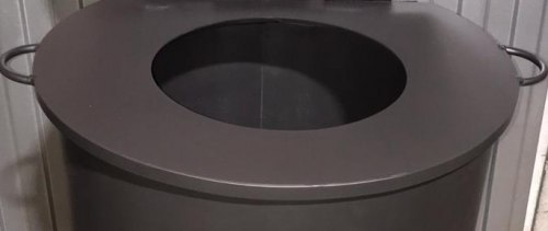 Плита под казан (круглая)
