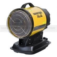 Дизельный инфракрасный нагреватель MASTER XL6