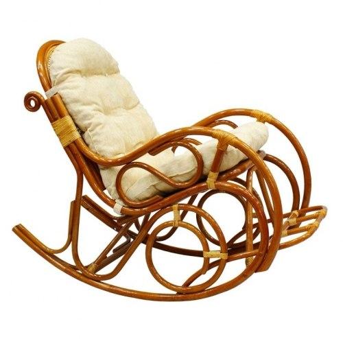 Кресло-качалка с подножкой 05/11 KD