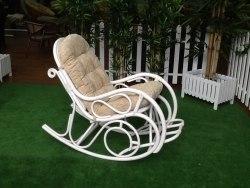 Кресло-качалка 05/11, белое