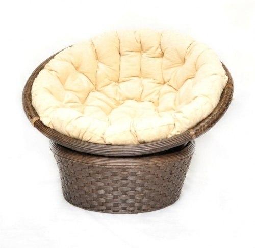 Кресло из натурального ротанга PAPASAN FULL