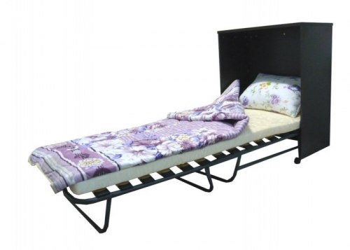 Раскладная кровать КАРИНА С ТУМБОЙ