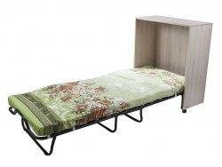 Раскладная кровать КАРИНА С ТУМБОЙ (бук)