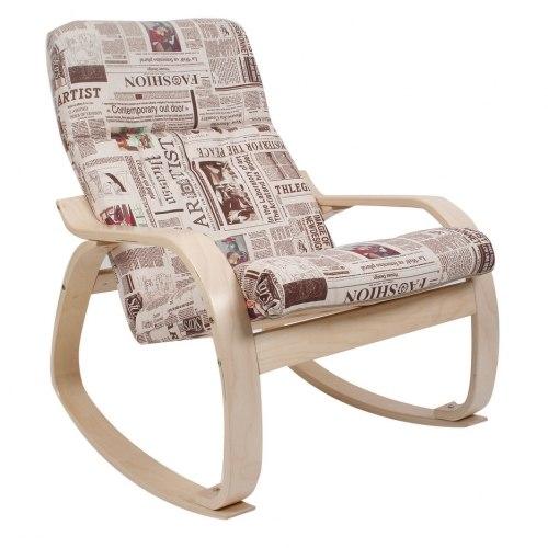 """Кресло-качалка """"САЙМА"""", ткань"""
