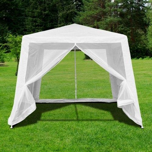 Садовый шатер с москитной сеткой - 3x3x2.4m