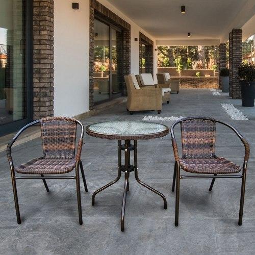 Комплект мебели для балкона Асоль-1В