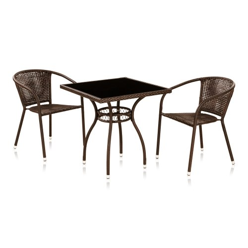 Комплект мебели из искусственного ротанга Milton-2