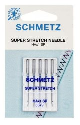 Иглы SCHMETZ Super Stretch