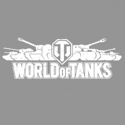 WORLD OF TANKS 2 размер 29х10 мм