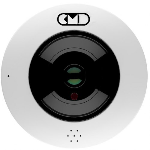 Fish Eye IP видеокамера CMD IP4-FE-1-IR
